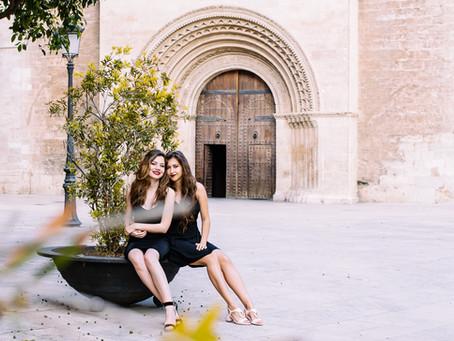 Ella & Alex   Valencia City Summer Portraits