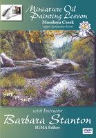 Mossbrea Creek DVD