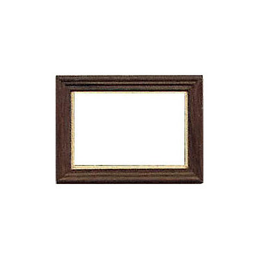 Simple double moulding frame