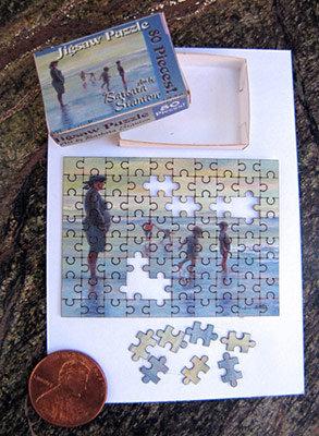 """""""Sentinel"""" Puzzle"""