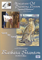 Spotted Huntress DVD