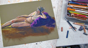 Bothwell Figure Drawing Workshop