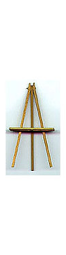 """3"""" Handcrafted Wooden Easel"""