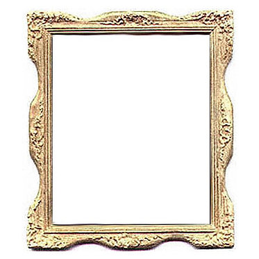 Fancy Carved Frame