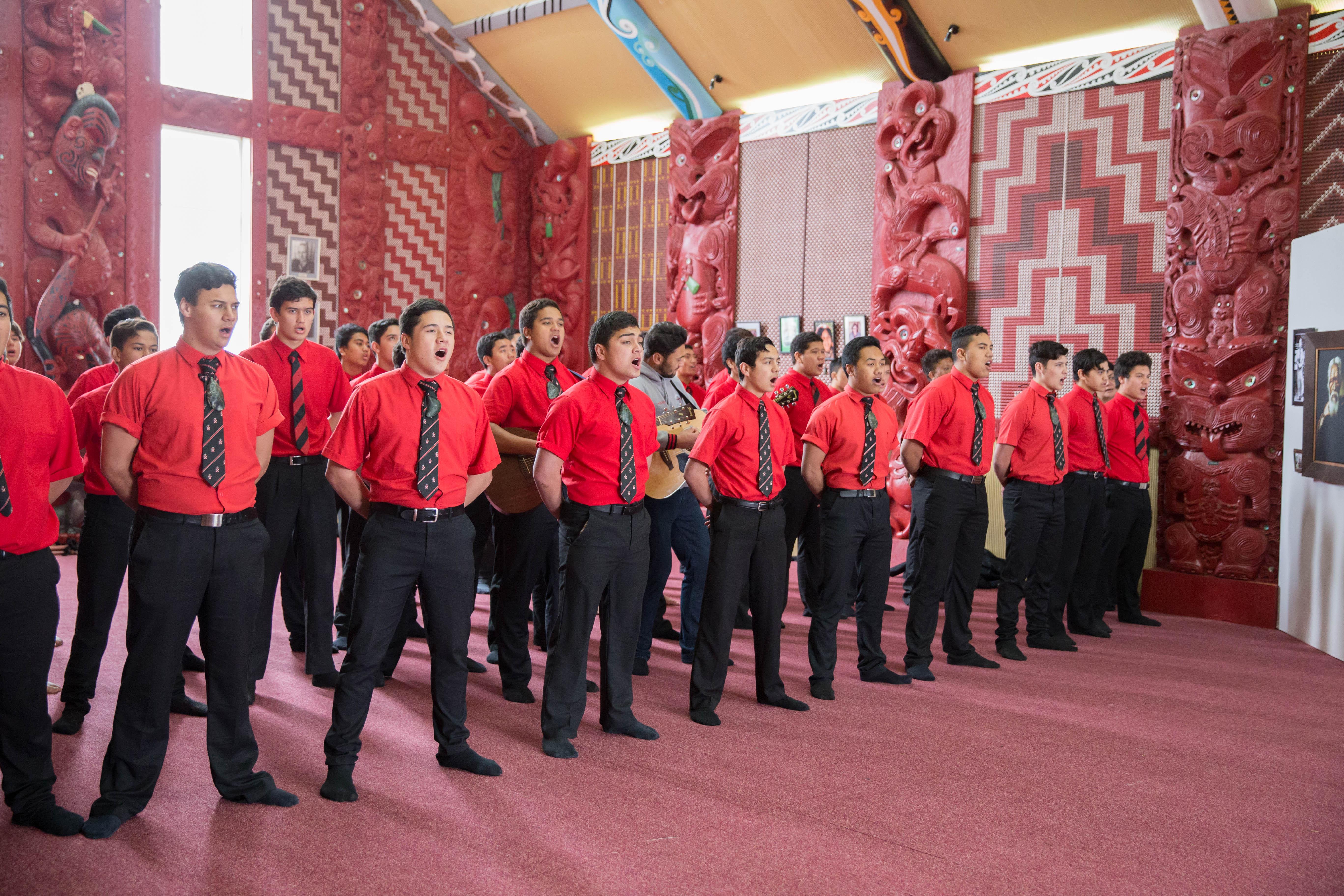 Te Aute College - Heretaunga Tamatea Tre