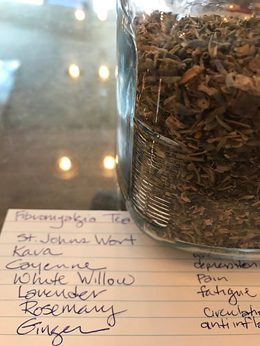 Fibromyalgia Tea