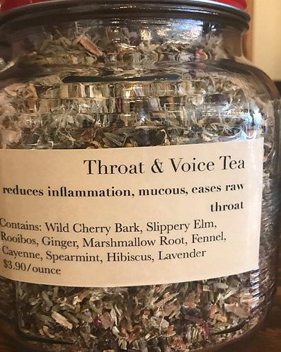 Throat & Voice Tea