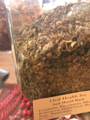 Oral Health Tea