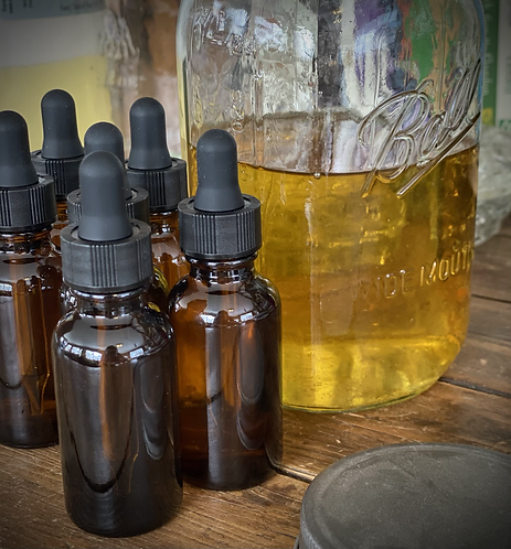 Sticky Gumweed Tincture