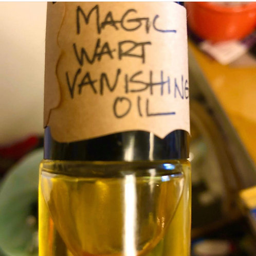 Magic Wart Vanishing oil