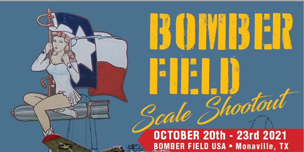 Bomberfield Scale Shootout pilot registration