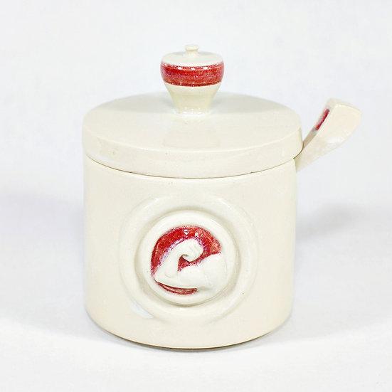 Strength Jar (red)