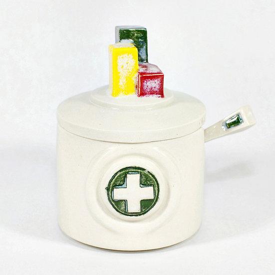 Health Jar (green)