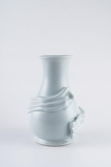 Robed Vase