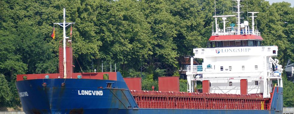 MV Longvind
