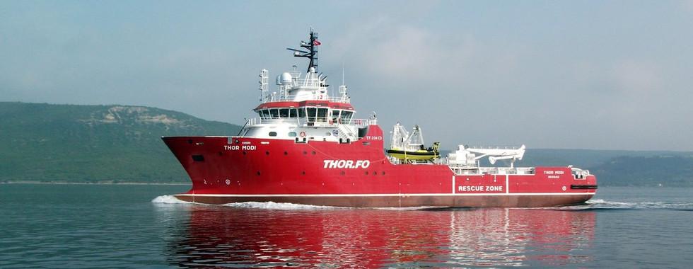 MV Thor Modi