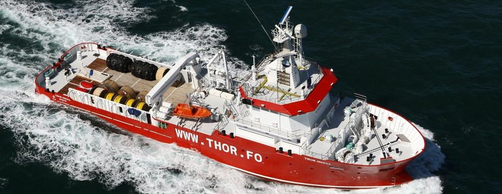 MV Thor Omega