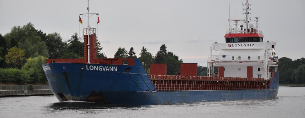 MV Longvann