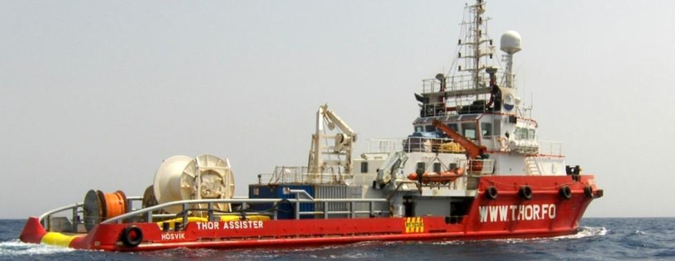 MV Thor Assister