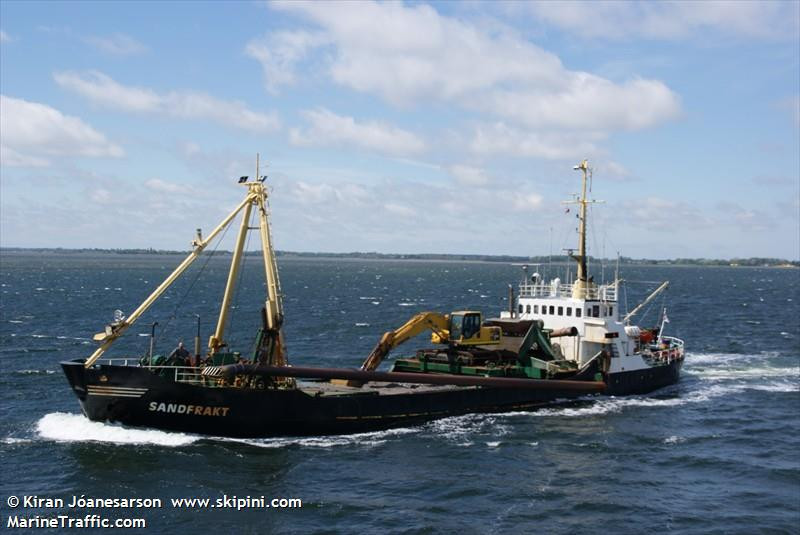 MV Sandfrakt