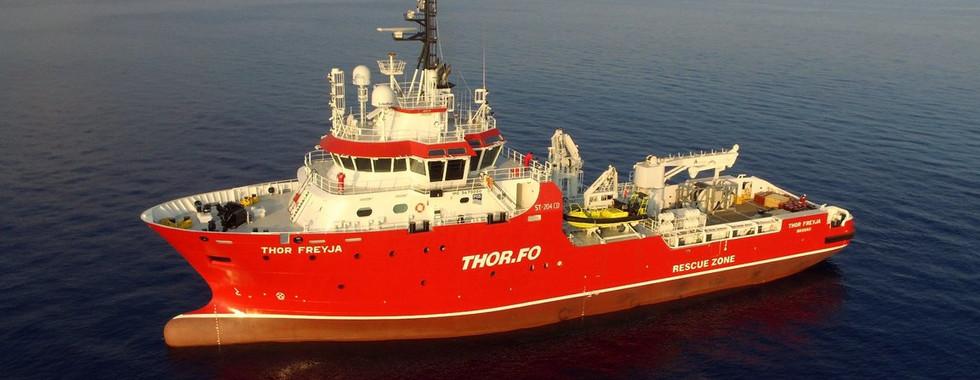 MV Thor Freyja