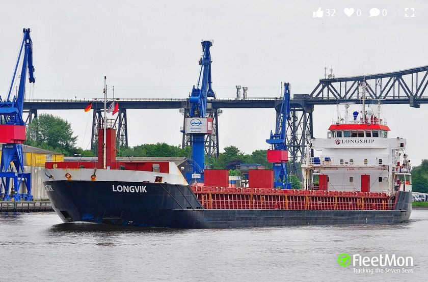 MV Longvik