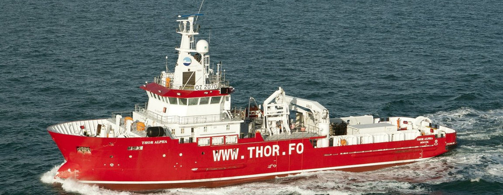 MV Thor Alpha