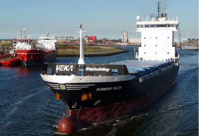 MV Somers Isles