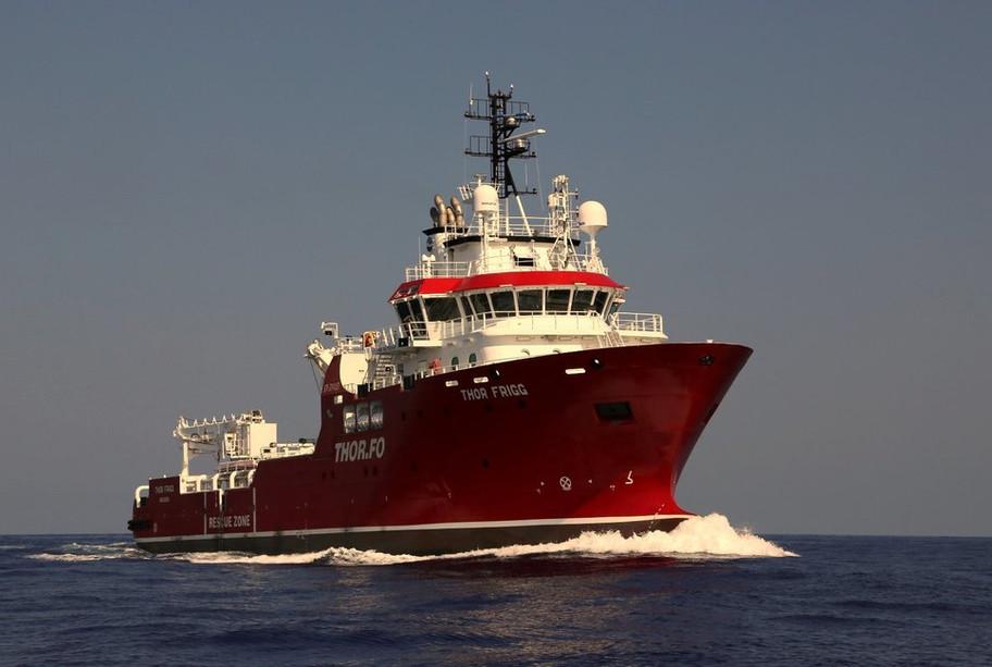 MV Thor Frigg
