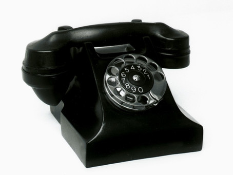 The Bakelite Telephone