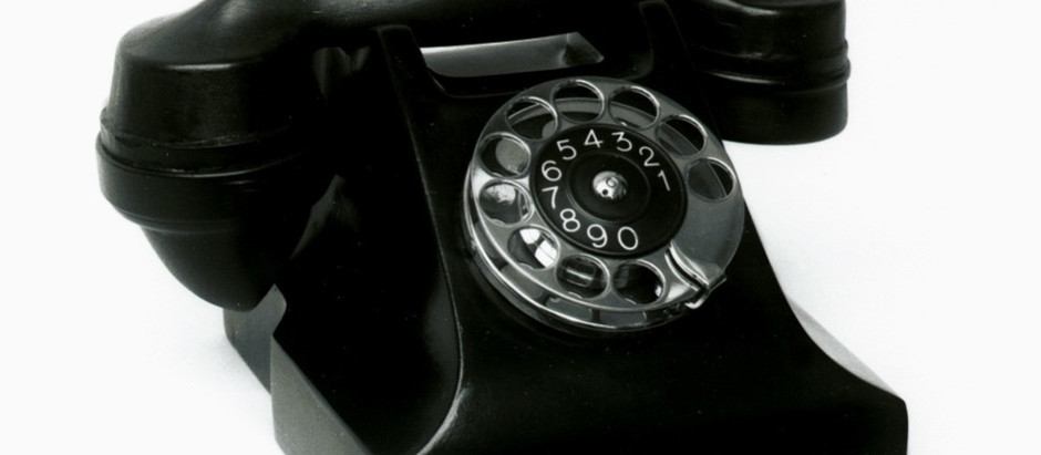 The Bakelite Telephone