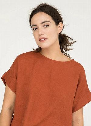Garment Dyed Wardrobe: Sew & Dye