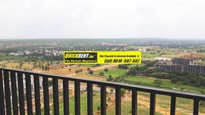 4 BHK Higher Floor for Rent