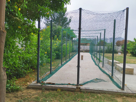 Feel like Cricket? Ireo Skyon has a Cricket Net