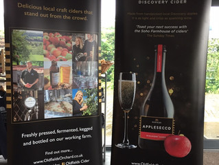 OLDFIELDS APPLESECCO IS LAUNCHED