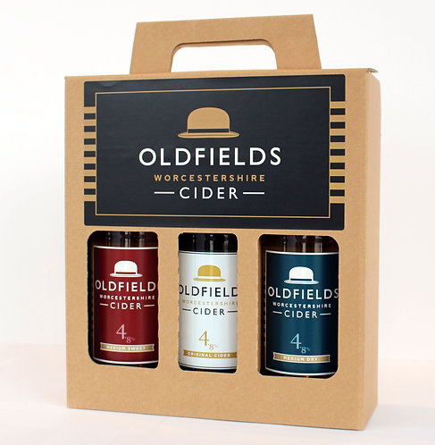 Oldfields Cider Gift Pack
