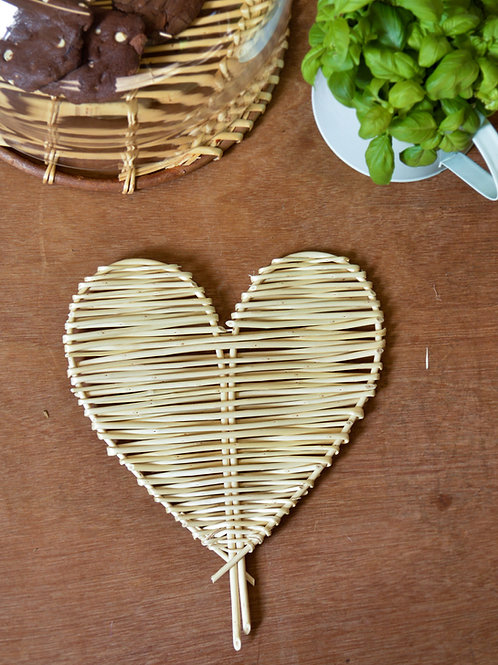 White Willow Hearts