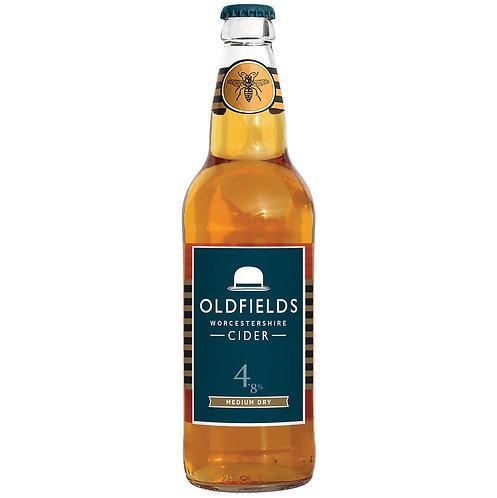 Medium Dry Cider 4.8%, Case of 12x500ml Bottles
