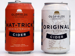 OLDFIELDS CIDER IN CANS