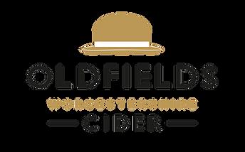 Oldfields Cider Logo, Oldfields gold hat