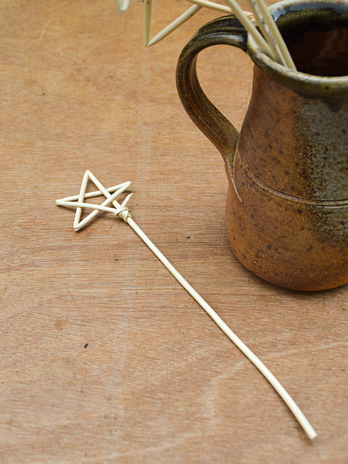 Willow Star Wand