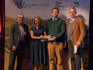 BEST DRINKS PRODUCER IN WORCESTERSHIRE 2017