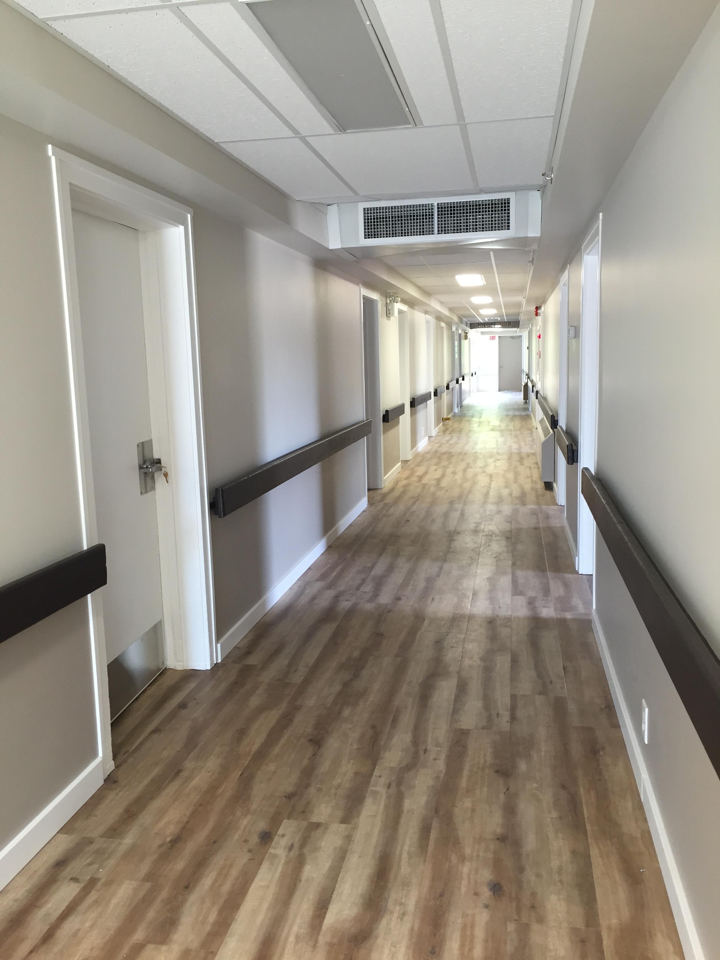 Resident Hallway