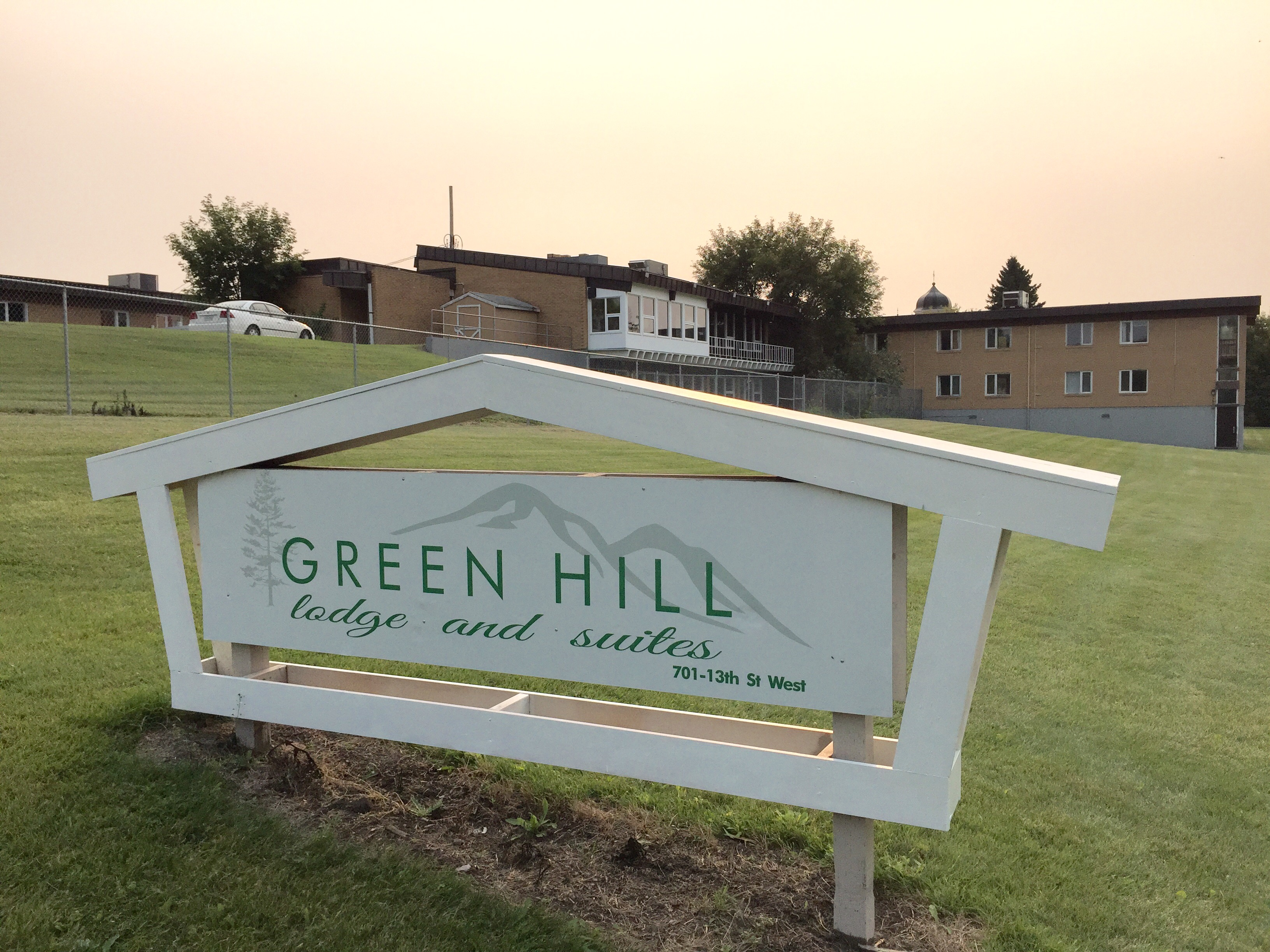 Green Hill Lodge & Suites