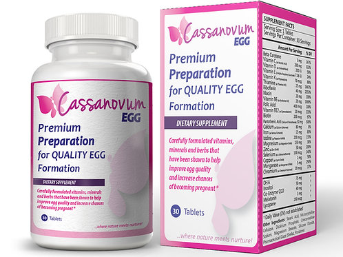 Premium Preparation for Quality Egg Formation