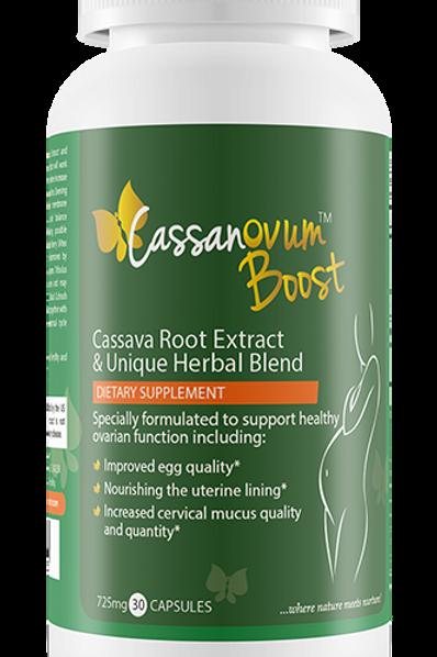 Cassanovum Boost 30 Capsules (1 Bottle)