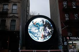 Blue Marble Installed