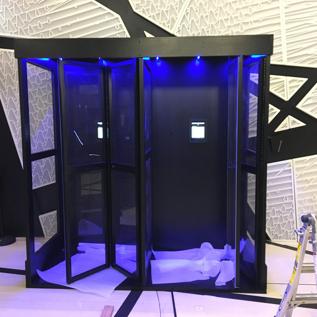 Nike Event Partitions