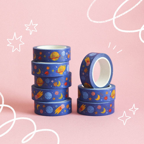 Galaxy · Washi Tape