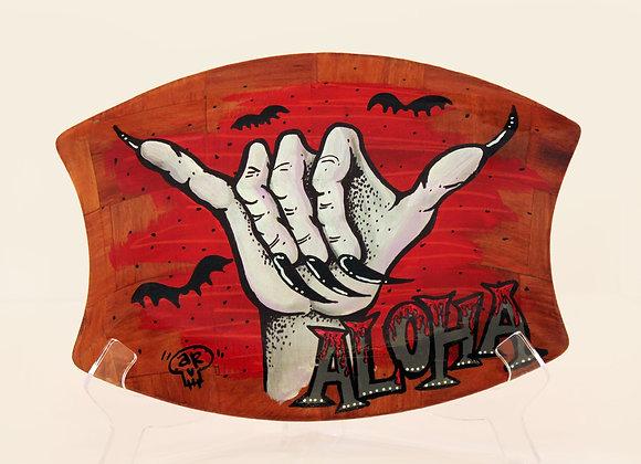 Dracula Shaka Bowl